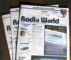 Radio World; Skip Pizzi is a Contributing Editor